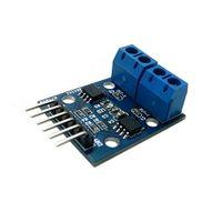 Cheap For Arduino H-bridge Stepper Motor Dual Motor Driver Controller Board HG7881 G00147 BAR