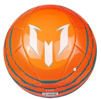 ads football - Counter genuine AD Messi exclusive soccer ball F50 Orange size M36935 Professional Competition Training football