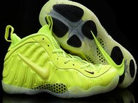 wheat quality - NIKE AIR FOAMPOSITE ONE PRM WHEAT Basketball Shoes penny hardaway galaxy Athletic Shoes top quality foamposites GONE FISHING sneakers