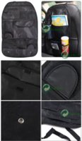 Wholesale New arrive Car Auto Back Seat Hanging Organizer Collector Storage Multi Pocket Hold Bag New new bag