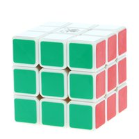 Wholesale Dayan Guhong I Magic Cube Speed Cubo Virtual Spherical Structure Color Solid Eco friendly Plastics Stickerless Cube DHL T395