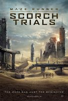 arts trial - 086 New Maze Runner The Scorch Trials Movie Art Silk Poster x36 inc6