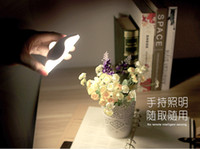 Wholesale In business Clover USB smart light The upgraded version of clover charging body induction Nightlight a bedroom bedside lamp LED Nightlight