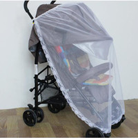 Wholesale New Arrival Baby Stroller Mosquito Net Pram Protector Pushchair Fly Midge Insect Bug Cover