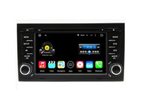 audi a4 gps navigation - 7 Quad Core Android Car DVD Navigation For RS4 A4 S4 For Audi With Stereo Radio GPS Map Gift