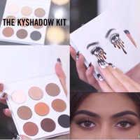 Wholesale in stock hot New Kylie Cosmetics Bronze Eyeshadow KyShadow Palette great
