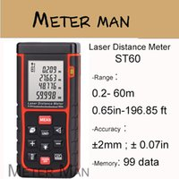 area feet - Meter Feet Length width Height Area Volume Laser Distance Range Finder ST60