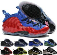 air foamposite shoes - 2016 Mens Air Penny Hardaway Foamposites Galaxy One Men Basketball Shoes High Quality Foams Basket Ball Sneaker Foamposite Running Shoes