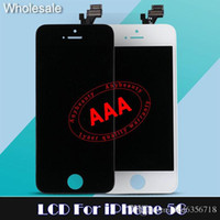 LCD Screen Panels wholesale factory - Factory price For iPhone S C G LCD Display touch Screen Digitizer assembly replacement NO Dead pixel for iphone s lcd g lcd