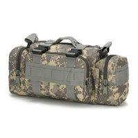 Wholesale High Quality Cavas Multi Purpose Fishing Bag Fishing Tackle Multifunction Outdoor Bag