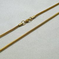casting jewelry - Fashion jewelry steel casting gold mesh necklace hollow female models wild style pendant necklace mm24inch mm21 inch