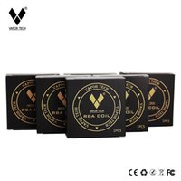 Wholesale New packaging feet Stainless Steel L Wire Resistance Wire From VAPOR TECH awg Original SS316L Wire resistance wire DIY Wire
