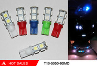 best car lights - Best Quality T10 SMD Dome Index LED Lamp Bulbs Fit For Car Light Bulbs The width light Door Light