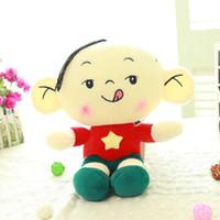 Wholesale Lovely tutu plush toy big ears tutu stuffed doll chirldren gift birthday gift of various sizes