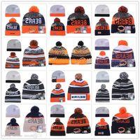 bears knit hats - football Chicago Beanies Winter High Quality Bears Beanie For Men Women Skull Caps Skullies Camo Knit Cotton Hats
