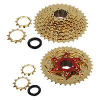 Wholesale New T Speed cassette road bike Flywheel Mountain Bike Freewheel Bicycles Cassette Parts speed