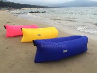 Wholesale Inflatable sleeping bag for outdoor sports