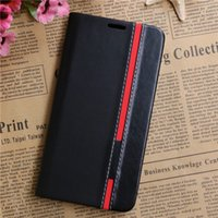 beautiful grey - Cellphone Case Beautiful Luxury Splice PU Leather Card Wallet Flip Stand Case Cover for Phone One plus Two Defender Case