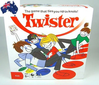 Wholesale Toys TWISTER GAME Family Board Game Kid Adult Educational Toy Hot Fun Party Game