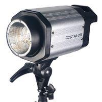 Wholesale Mcoplus MP W Monolight Studio Strobe Photo flash light with W Modeling Lamp for Studio Location and Portrait Photography