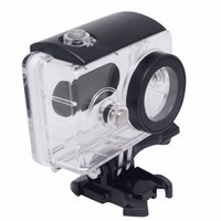 Wholesale New Waterproof Protective Housing Shell Case for Xiaomi Yi Action Sports Camera