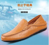 banner media - British banner doug men s leather shoes men s shoes breathable leisure naval official flagship store driving shoes loafers