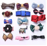 african animal fabric - Mix Colors Mix Style Hair accessories Hair Clips Hair Barrettes For Hair Jewelry HJ008