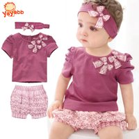 bebe pants - 2016 Hot Baby Clothing Rompers Newborn Baby Girl Summer Clothes Sets Sleeve Romper Hat Pants Baby Boy One Pieces Ropa Bebe