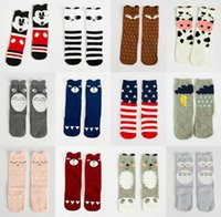 best clothes for babies - Christmas Socks For Kids Boys Girls Ankle Socks New Childrens Autumn Winter Best Socks Baby Socks Children Clothes Kids Clothing