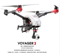 aerial camera systems - Walkera Voyager GPS and Glonass System RC FPV Quadcopter Professional Drones with P HD Camera and DEVO F12E RM3071