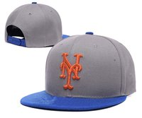 Wholesale New York Mets All Team Baseball Caps Top Quality Blue Jays Sports Cap Adjustable Snapback Caps Fashion Hip Hop Hats Yankees men women Cap