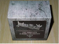 Wholesale Judas Priest The Complete Albums CD Booklets Full Box Set NEWCD Box Set Album Frame