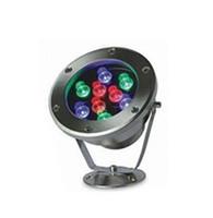 Wholesale Led waterproof IP68 RGB light w v pool light outdoor fountain led light Underwater spot light fountain lamps
