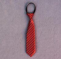 baby shipping business - 9 designs baby kid children ties neck tie ties Boys Girls tie silk print neckties Colors can choose