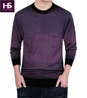 Wholesale Cashmere Sweater Men Brand Clothing Mens Sweaters Fashion Print Hang Pye Casual Shirt Wool Pullover Men Pull O Neck Dress T