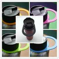 Wholesale Hydro Flask Multi Colors Water Bottles Handle Suit For oz oz oz oz Hydro Flask Cups Portable Plastic Ring