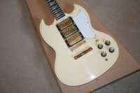 accessories pickups - ALLNEWSSG paragraph cream colored electric guitar three pickups golden accessories