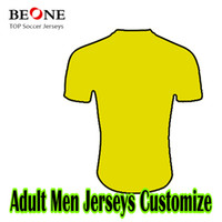 best moisture - Best quality Adult men soccer jersey All in one