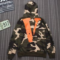 asap rocky hoodie - Vlone friends Hoodies and sweatshirts Army Green military jackets men camouflage asap rocky off white virgil abloh hoodie