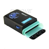 Wholesale V Portable Strong Exhaust Radiator Laptop Notebook Air Cooler Mini Cooling Fan