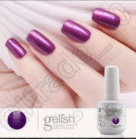 Wholesale 312 color KKA157 Harmony Gelish Under Mistletoe Soak Off UV LED Gel Polish Led UV Gel Polish Led Nail Gel Lacquer Varnish
