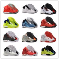 Wholesale 2016 D rose Boost Basketball Shoes Men Boosts Hot Sale Derrick Rose shoes VII Florist City White Boost Sports Sneakers