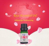 Rose compuesto aromático a base de plantas de aceite esencial hidratante anti-envejecimiento de la piel de la muchacha natural de Aromatherapy aceites corporales de belleza spa de masajes