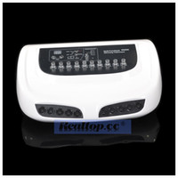Wholesale Hot Sale Portable ems body shaping Device slimming machine galvanic fat removal machine electrode therapy with slimming body pads