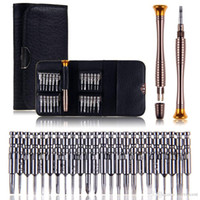 Wholesale 25in1 Precision Torx Screwdriver Repair Tool Set For Cellphone AAAEMY