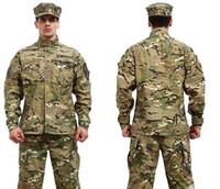 Wholesale Military Tactical shirt pants multicam uniforms cp camouflage uniform military army uniform