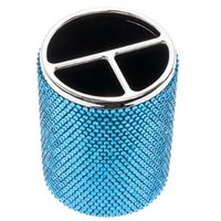 Wholesale 2016 Hot Fashion Sparkle bling diamond pen holder