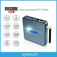 armed core - Mecool BB2 Android OTT TV Box Octa Core gb gb S912 Android ARM Mali T820MP3 Smart media Player G G WiFi KODI fully loaded