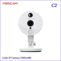Wholesale Newest Foscam C2 P MP HD WiFi PnP IP Security Camera ONVIF Degree Wide Viewing Angle