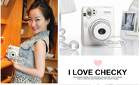 Wholesale Le Ying Beauty Polaroid camera self timer artifact INSTAXmini50S white models automatically fill light
